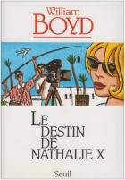 """Couverture du livre : """"Le destin de Nathalie X"""""""