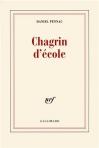 """Couverture du livre : """"Chagrin d'école"""""""