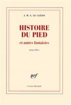 """Couverture du livre : """"Histoire du pied"""""""