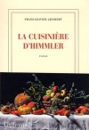 """Couverture du livre : """"La cuisinière d'Himmler"""""""