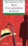 """Couverture du livre : """"Mort d'un spécialiste de Joyce"""""""