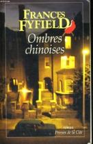 """Couverture du livre : """"Ombres chinoises"""""""