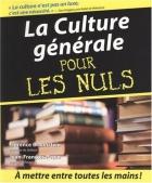 """Couverture du livre : """"La culture générale pour les nuls"""""""