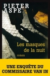 """Couverture du livre : """"Les masques de la nuit"""""""