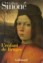 """Couverture du livre : """"L'enfant de Bruges"""""""