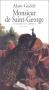 """Couverture du livre : """"Monsieur de Saint-George"""""""