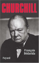 """Couverture du livre : """"Churchill"""""""
