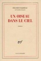 """Couverture du livre : """"Un oiseau dans le ciel"""""""