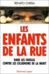 """Couverture du livre : """"Les enfants de la rue"""""""