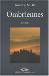 """Couverture du livre : """"Ombriennes"""""""