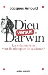 """Couverture du livre : """"Dieu versus Darwin"""""""