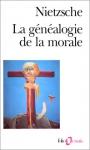 """Couverture du livre : """"La généalogie de la morale"""""""