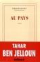 """Couverture du livre : """"Au pays"""""""