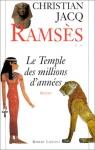 """Couverture du livre : """"Le temple des millions d'années"""""""