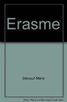 """Couverture du livre : """"Erasme"""""""