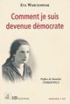 """Couverture du livre : """"Comment je suis devenue démocrate"""""""