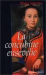 """Couverture du livre : """"La concubine ensevelie"""""""