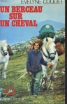 """Couverture du livre : """"Un berceau sur un cheval"""""""