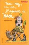 """Couverture du livre : """"Mon nez, mon chat, l'amour... et moi"""""""