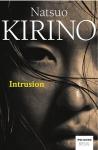 """Couverture du livre : """"Intrusion"""""""