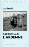 """Couverture du livre : """"Raconte-moi l'Ardenne"""""""