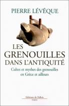 """Couverture du livre : """"Les grenouilles dans l'Antiquité"""""""