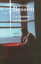 """Couverture du livre : """"Un homme accidentel"""""""