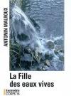 """Couverture du livre : """"La fille des eaux vives"""""""