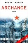"""Couverture du livre : """"Archange"""""""