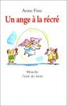 """Couverture du livre : """"Un ange à la récré"""""""