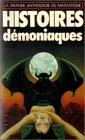 """Couverture du livre : """"Histoires démoniaques"""""""