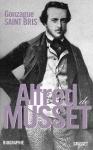 """Couverture du livre : """"Alfred de Musset"""""""