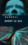"""Couverture du livre : """"Avant le gel"""""""