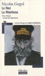 """Couverture du livre : """"Le nez ; Le manteau"""""""