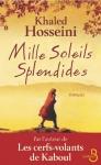 """Couverture du livre : """"Mille soleils splendides"""""""