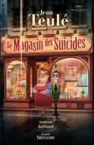 """Couverture du livre : """"Le magasin des suicides"""""""