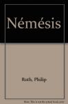 """Couverture du livre : """"Némésis"""""""