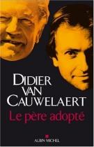 """Couverture du livre : """"Le père adopté"""""""