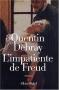 """Couverture du livre : """"L'impatiente de Freud"""""""