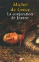 """Couverture du livre : """"La conjuration de Jeanne"""""""