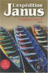 """Couverture du livre : """"L'expédition Janus"""""""