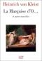 """Couverture du livre : """"La marquise d'O..."""""""