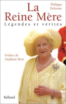 """Couverture du livre : """"La reine mère"""""""
