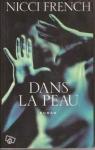 """Couverture du livre : """"Dans la peau"""""""