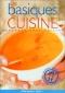 """Couverture du livre : """"Les basiques de la cuisine"""""""