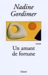 """Couverture du livre : """"Un amant de fortune"""""""