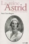 """Couverture du livre : """"La reine Astrid"""""""