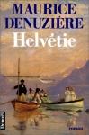 """Couverture du livre : """"Helvétie"""""""