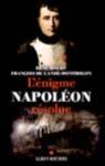 """Couverture du livre : """"L'énigme Napoléon"""""""