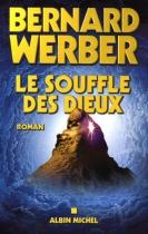 """Couverture du livre : """"Le souffle des dieux"""""""